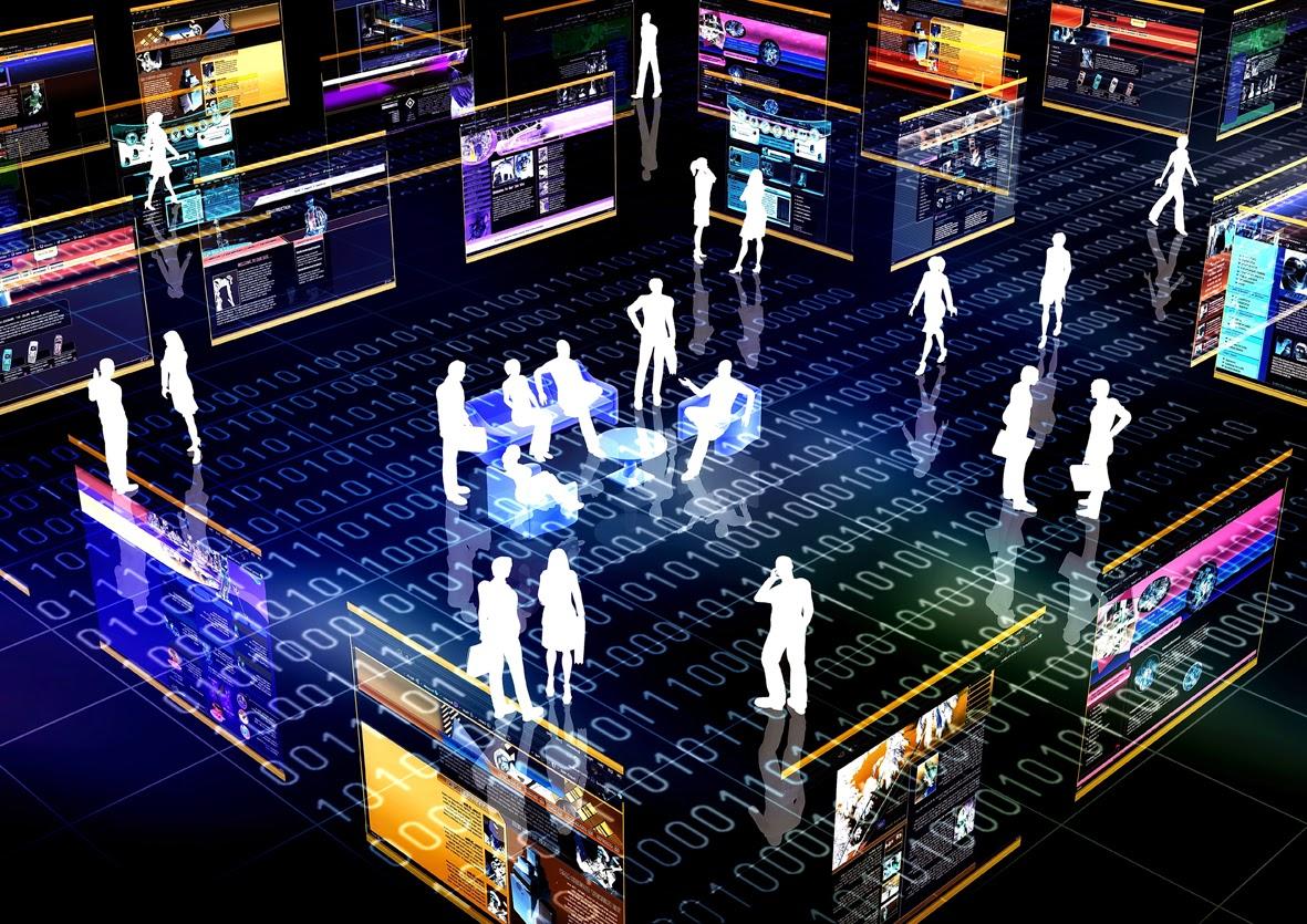 Resultado de imagen de mundo virtual