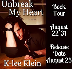 UNBREAK MY HEART BOOK TOUR