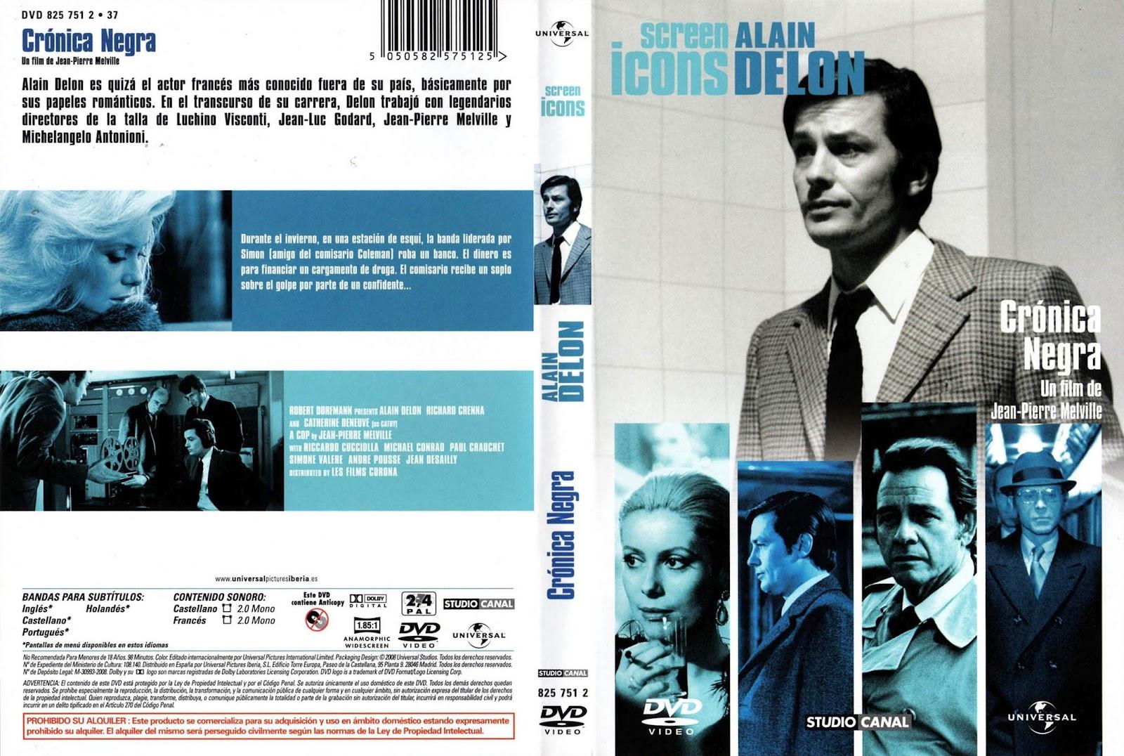 Crónica negra (1972 - Un flic)