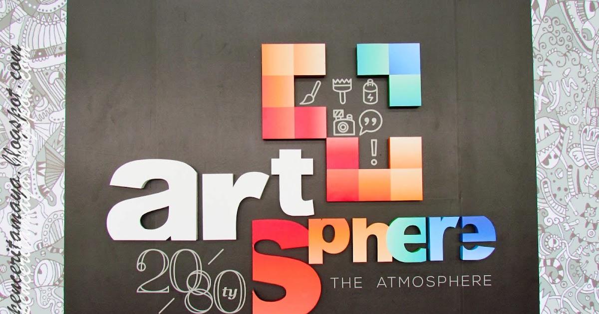 Ini cerita saya artsphere 20 80ty art mural in seri for Mural yang cantik