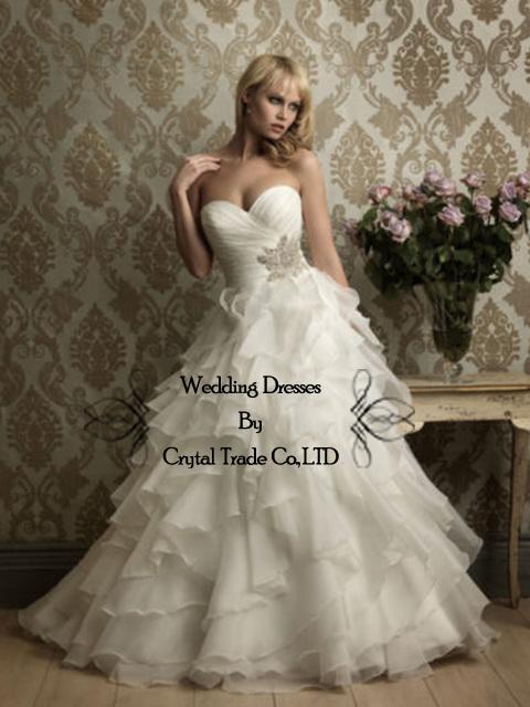 Belle robe de mariée à louer à 200dt - veuillez nous contacter pour ...
