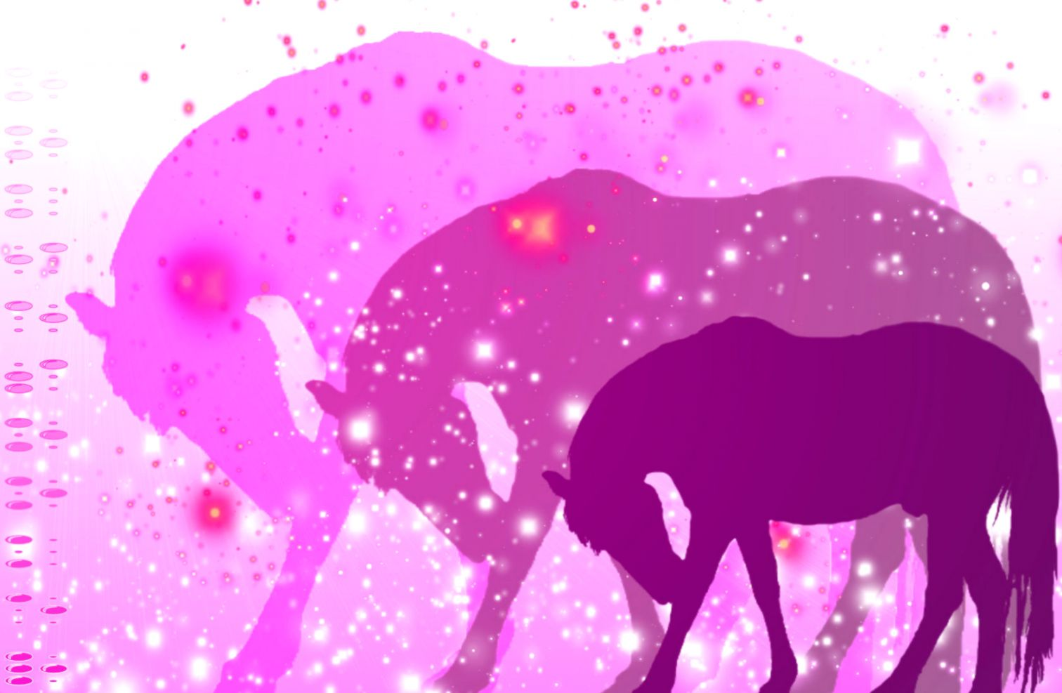 Great   Wallpaper Horse Colorful - sookie-pink-horse-wallpaper-by-sookiesooker-on-deviantart  2018_249956.jpg