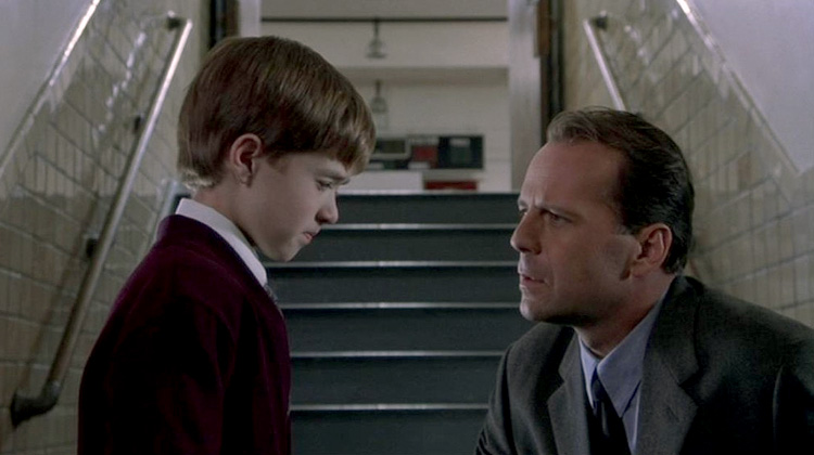 The Sixth Sense Hanging Ghosts From the MOON to the G...