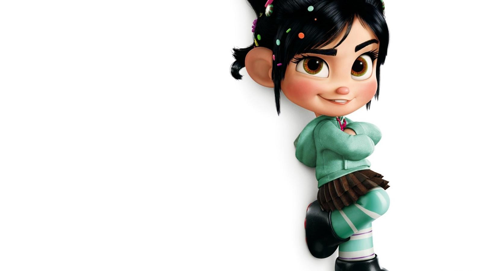 Disney wreck it ralph 3d animation hd wallpapers