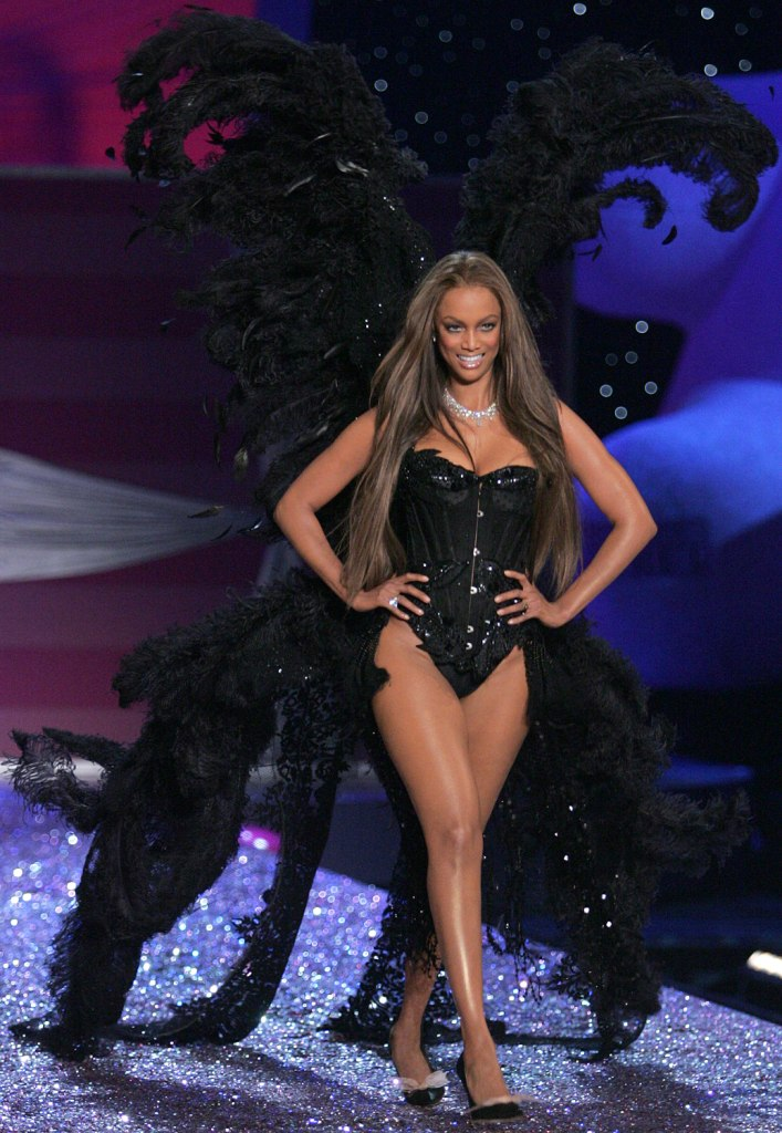 Your Tyra banks victoria secret think, that