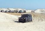 Qual o melhor pneu para andar na areia?