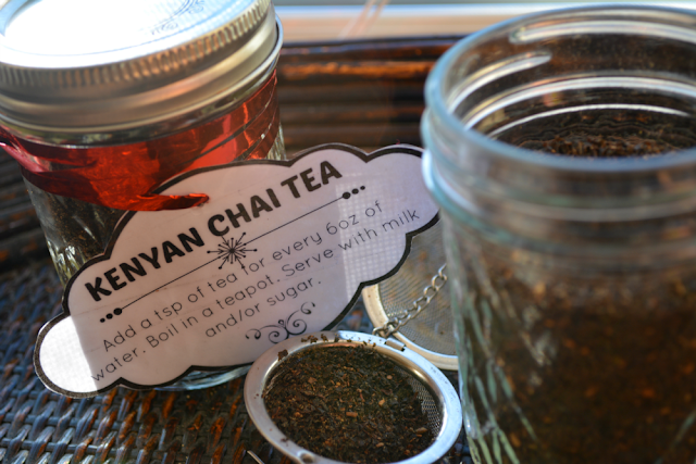 Making chai tea with whole spices from Mariano's