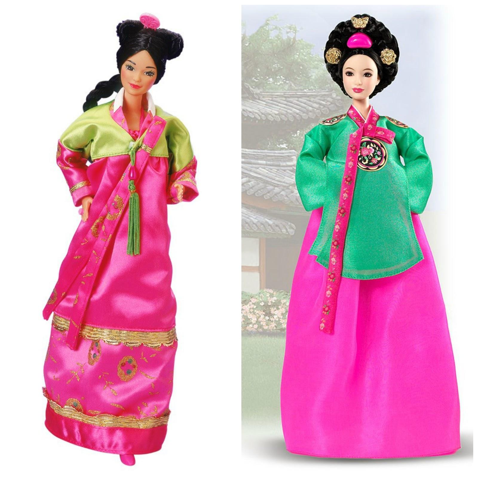 Barbie coreana