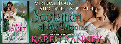 Scotsman of my Dreams by Karen Ranney Banner