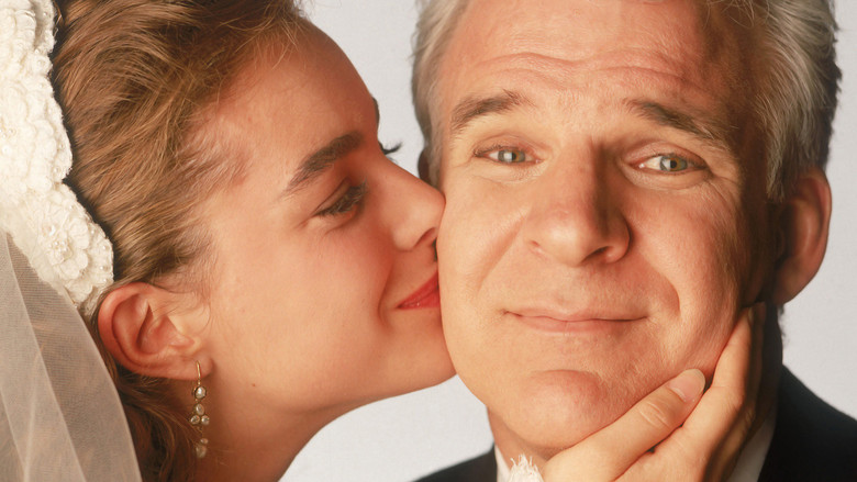 Steve Martin And Kimberly Williams Paisley In Father Of The Bride