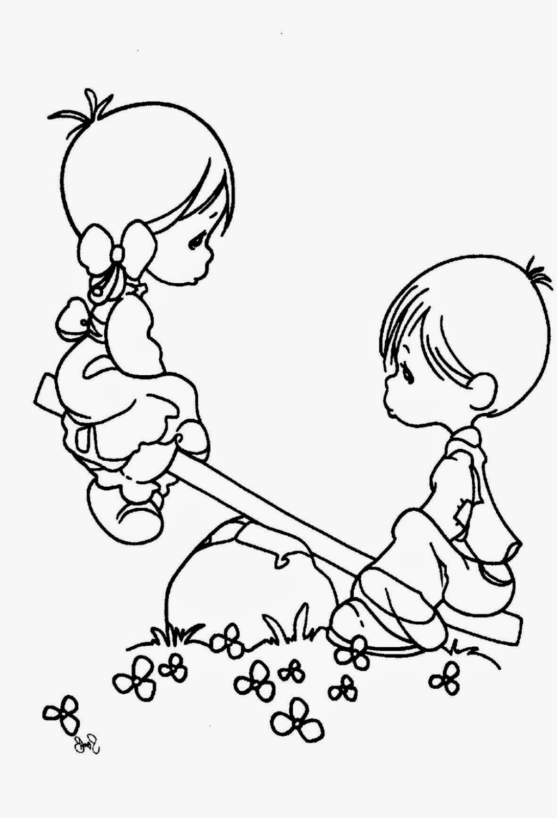 Baby animal coloring pages realistic