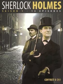 Những Cuộc Phiêu Lưu Của Sherlock Holmes 1 - The Adventures of Sherlock Holmes Season 1