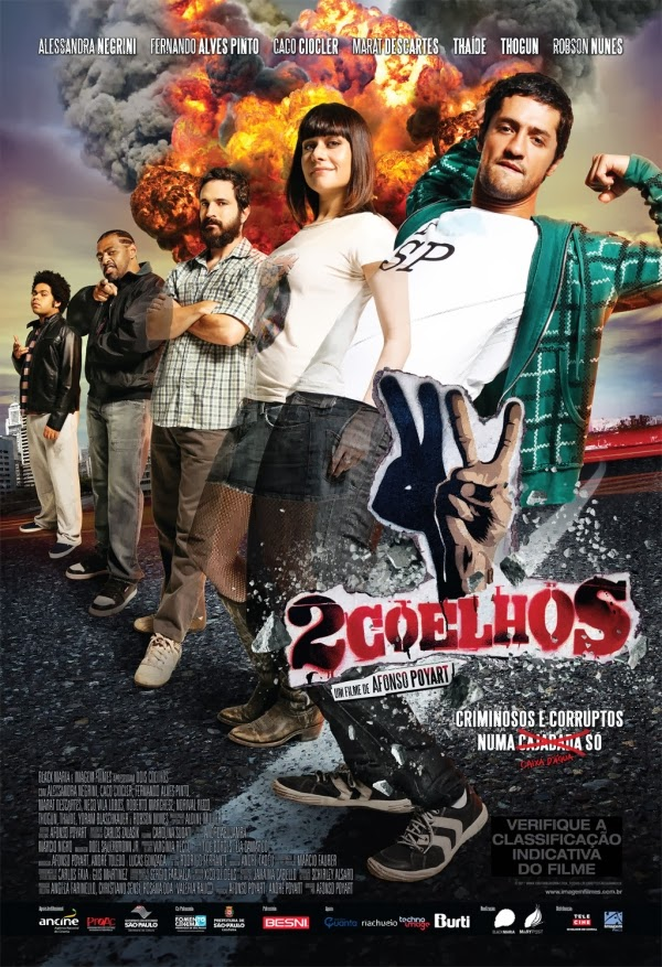 Download Two Rabbits (2012) BluRay 720p