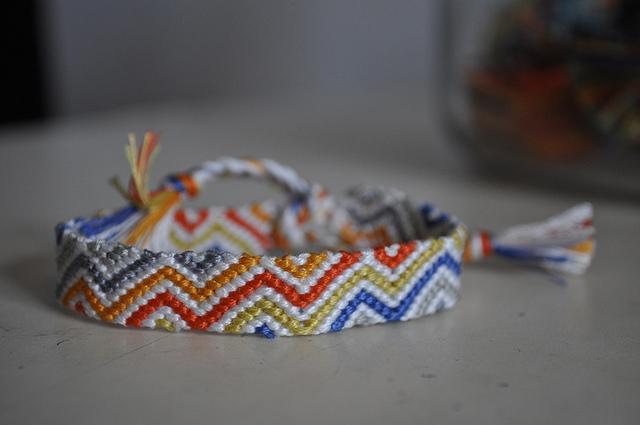 Zig Zag Bracelet4