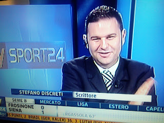 Stefano Discreti a SkySport24