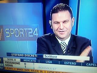 Stefano Discreti a SkySport24