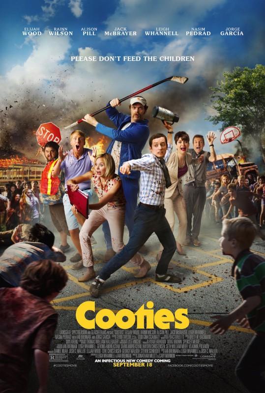 Vi Rút Bí Ẩn - Cooties - 2014
