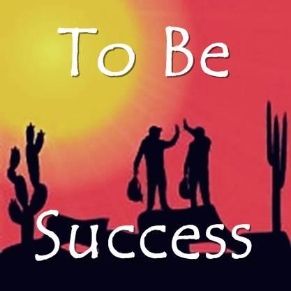 Gambar to be success-langkah cara menggapai sukses dalam bisnis