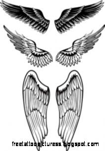 Tiffany Tattoo on Pinterest  Angel Wing Tattoos Angel Wings and