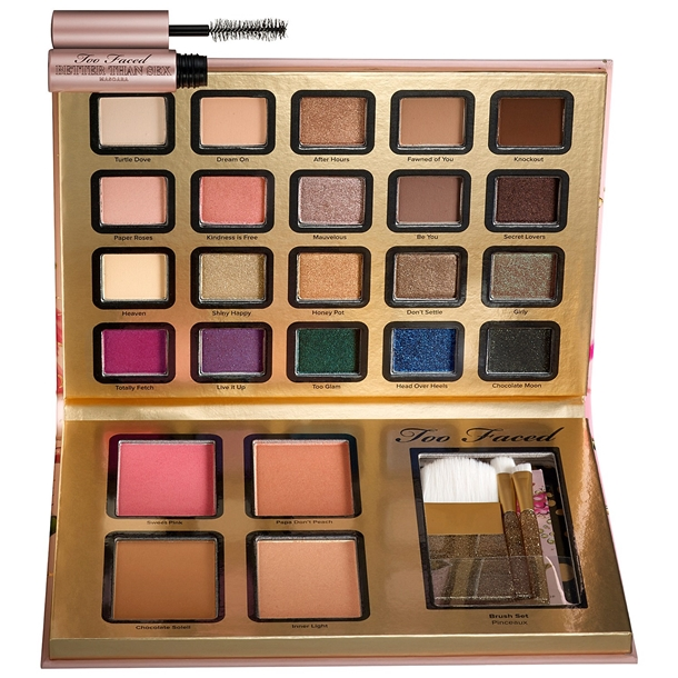 Too Faced Everything Nice Set Holiday 2014