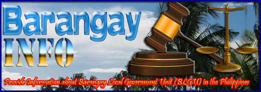 Barangay Info