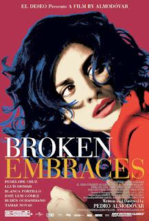 Vòng Tay Tan Vỡ - Broken Embraces