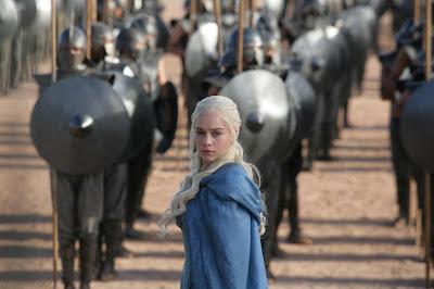 Daenerys y los inmaculados 3T - Juego de Tronos en los siete reinos