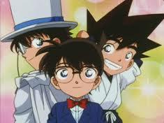 Conan Ova 1 : Conan Vs Kid Vs Yaiba : Cuộc Chiến Vì Thanh Kiếm Báu - Conan Ova 1 : Conan Vs Kid Vs Yaiba