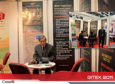 Gitex Technology Week 2011 Photos