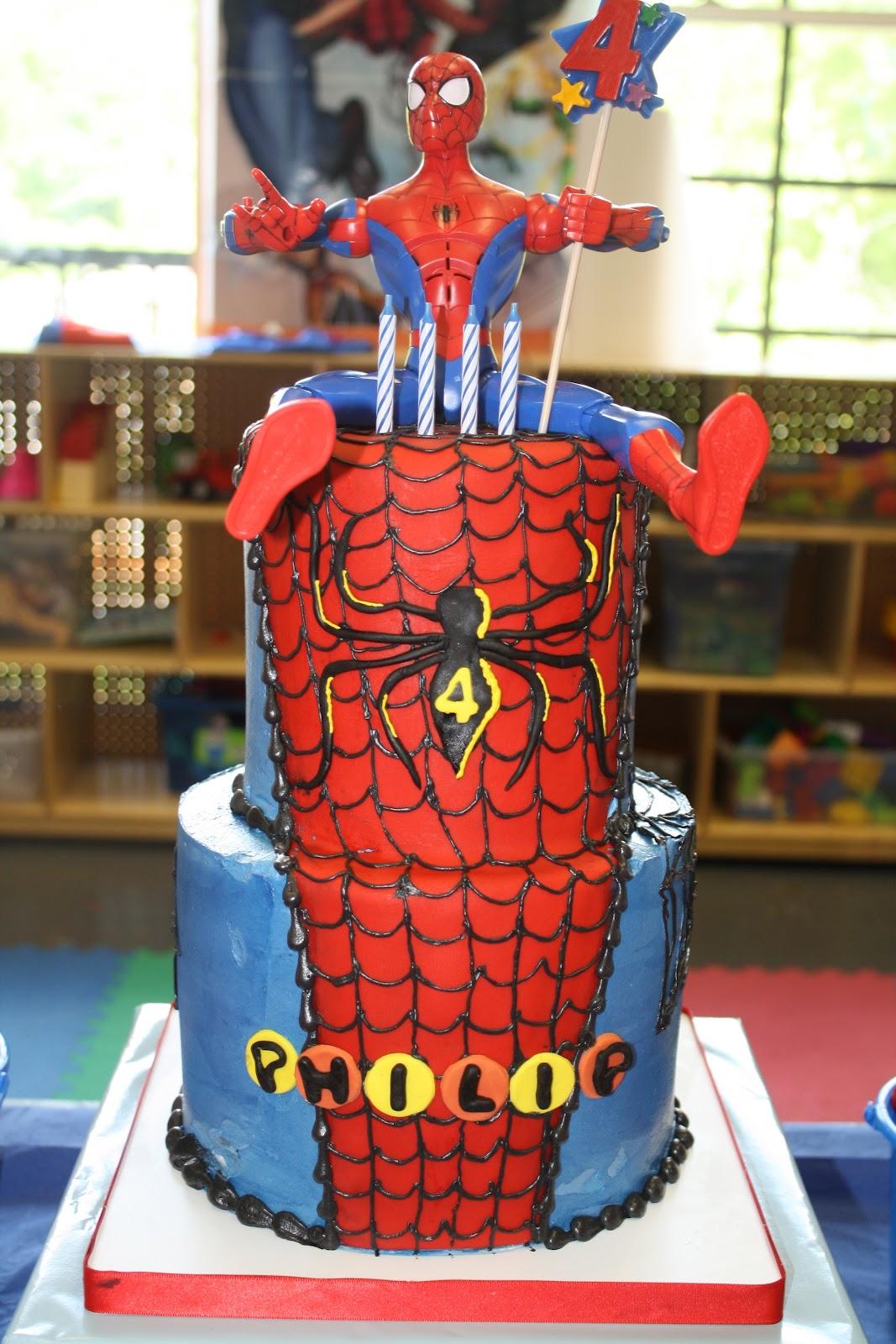 Cowboy Phil Birthday Cake