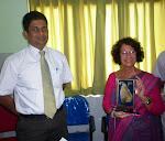 Sari and Award
