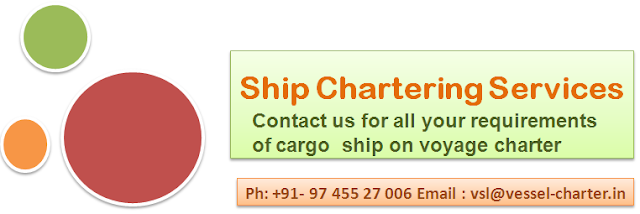 Ship available in Voyage Charter, Cargo ships,...
