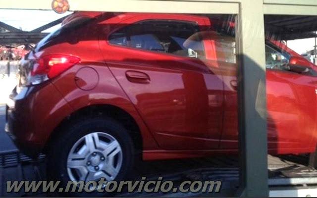 Novo Carro Chevrolet Onix Vermelho