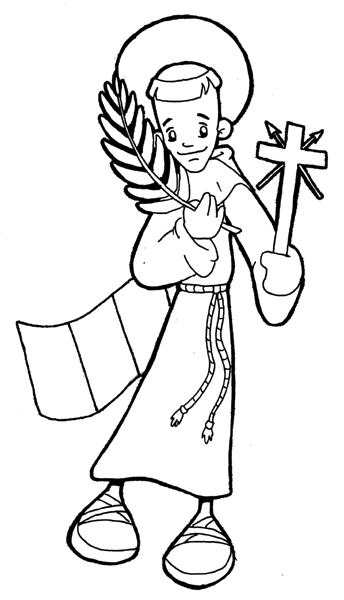 san coloring pages - photo#23