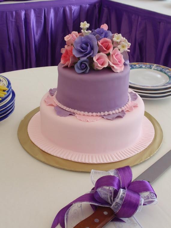 FOUNDANT CAKES