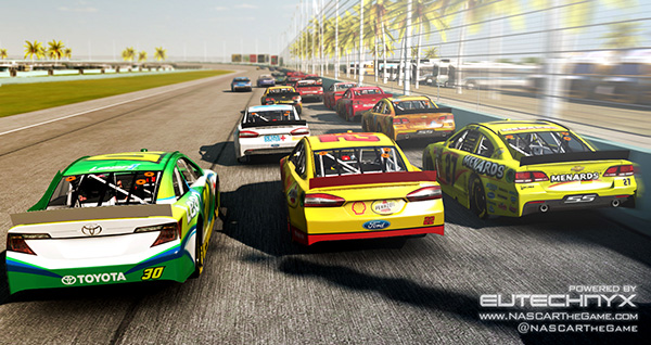 Nascar The Game 2013 - Screenshot 5