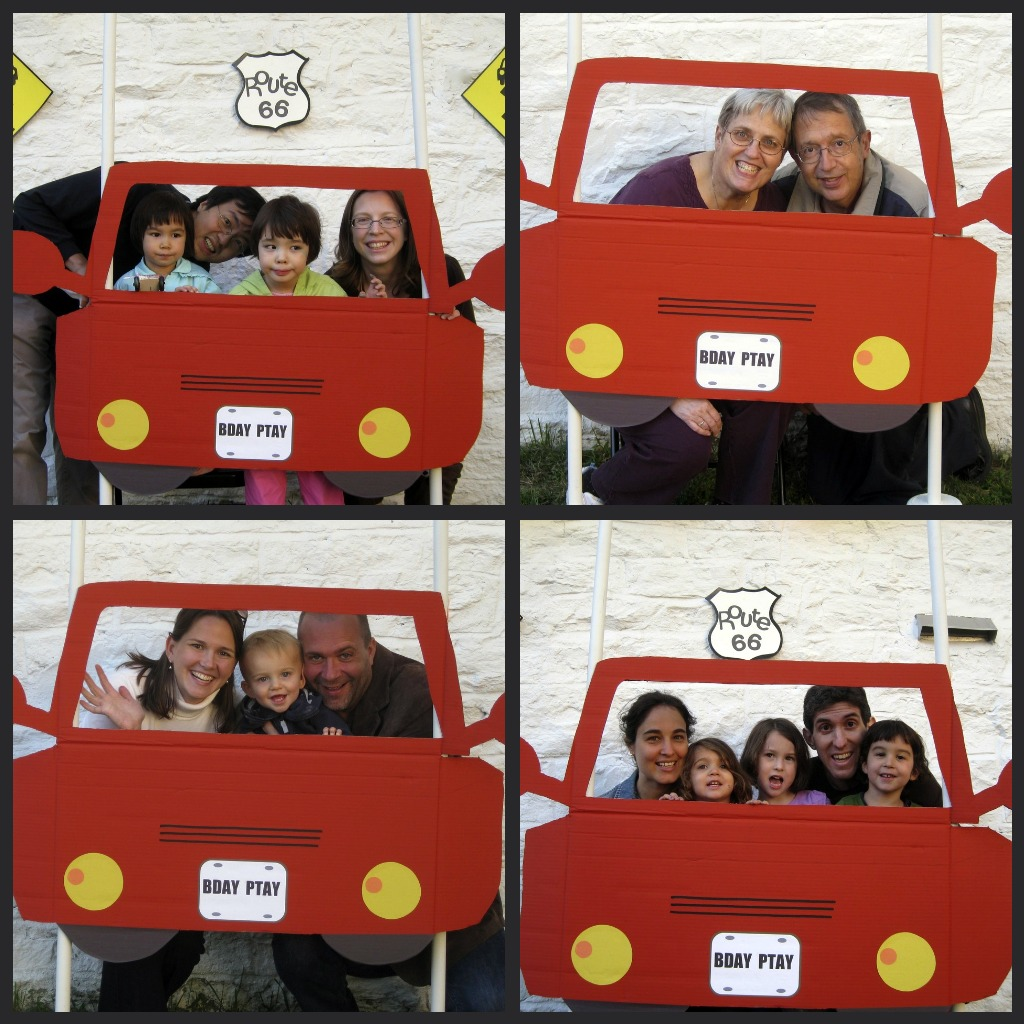See suzy spin o s car party for Car picture ideas