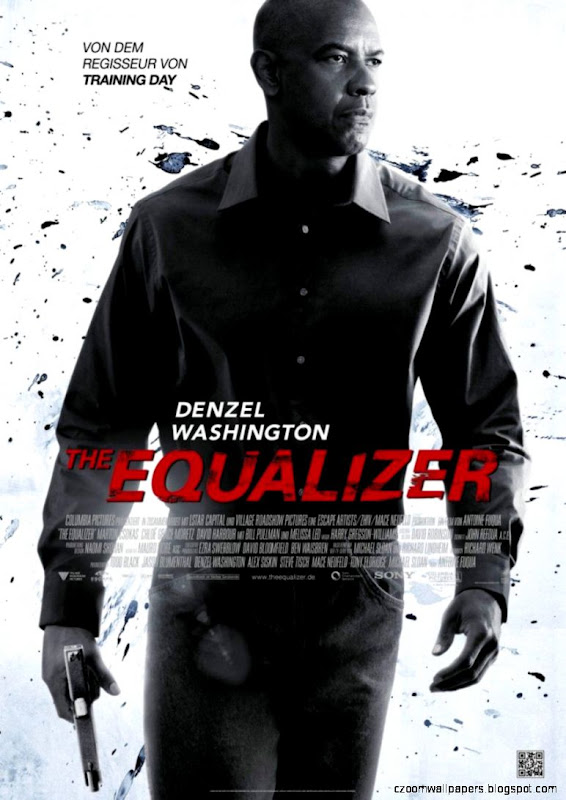 The Equalizer Movie poster 5