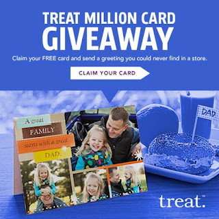 Treat Greeting Cards