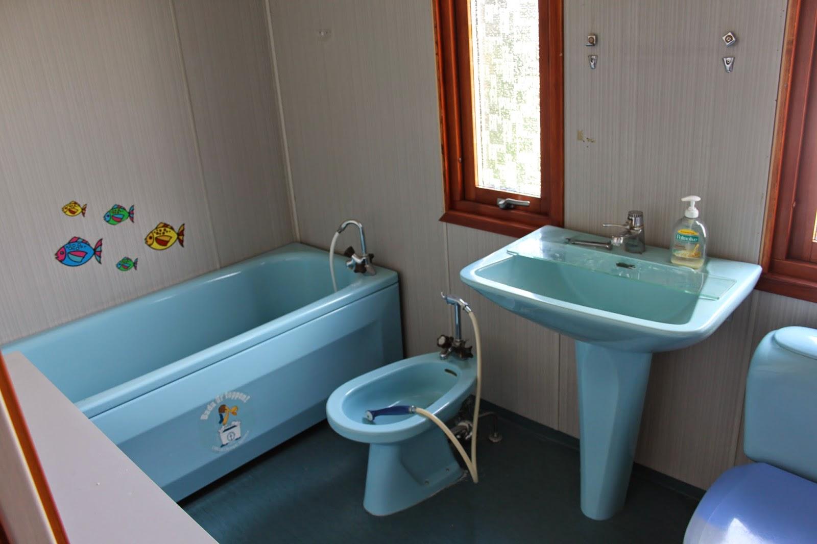 Hännapänna: projekt badrum