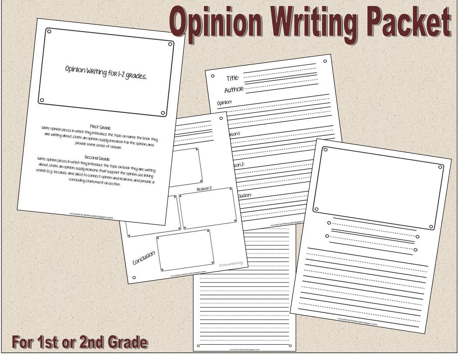 essays on personal opinion