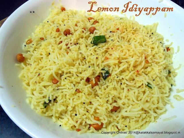Lemon Idiyappm