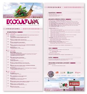 Actividades Ecocultura 2013