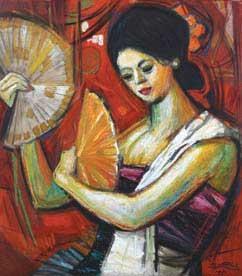 Seniman Terkenal dari Indonesia
