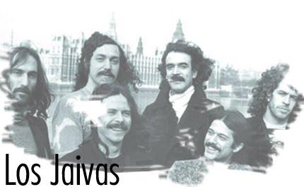 jaivas y sus canciones:
