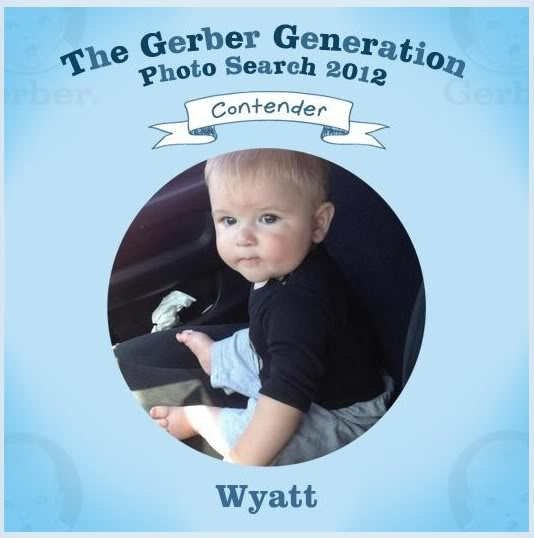 GET PHOTOS OF YOUR BABY TO ENTER INTO GERBER BABY PHOTO CONTESTS ...