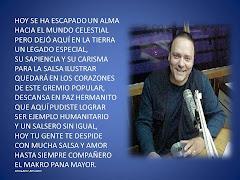 Q.E.P.D. Héctor Castillo