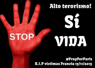 Aragón se solidariza con las víctimas