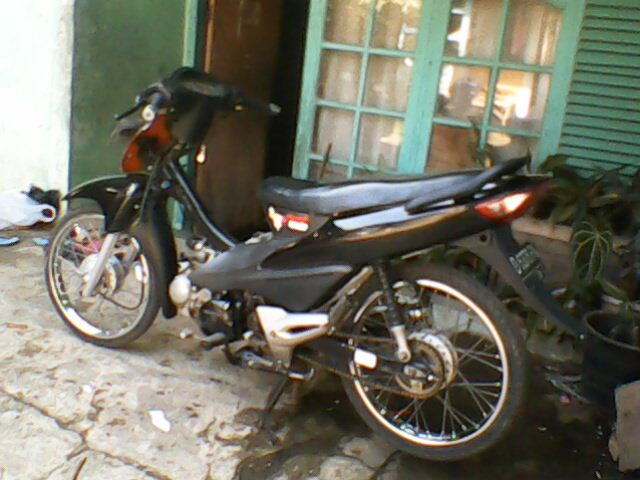 referensi modifikasi motor supra fit 2006