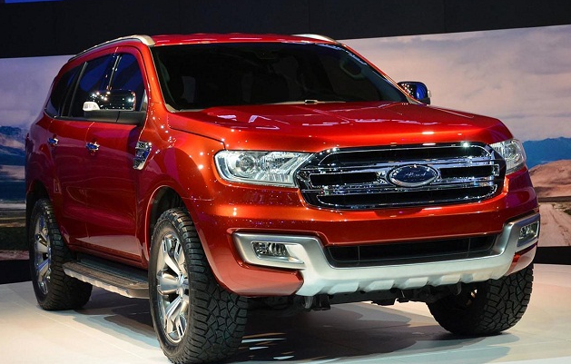 2017 Ford Expedition Diesel Redesign Review Release Date Price